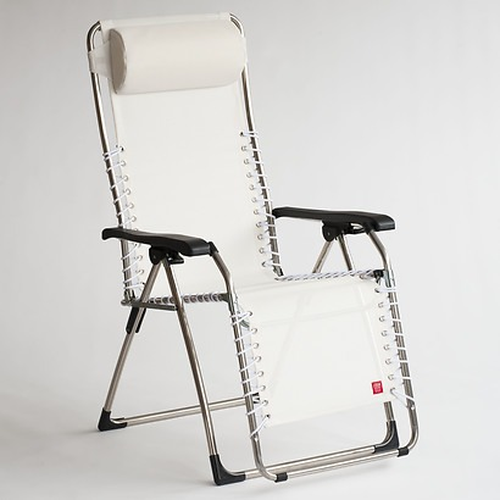 FIAM Aluminium Liegestuhl Relax