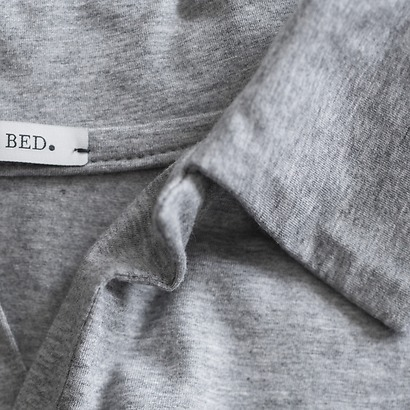 Sunday in Bed Pyjamashirt Oscar Langarm