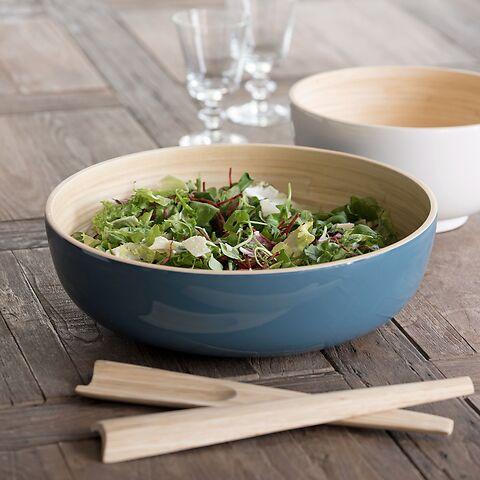 Salatschüssel Bambus XL