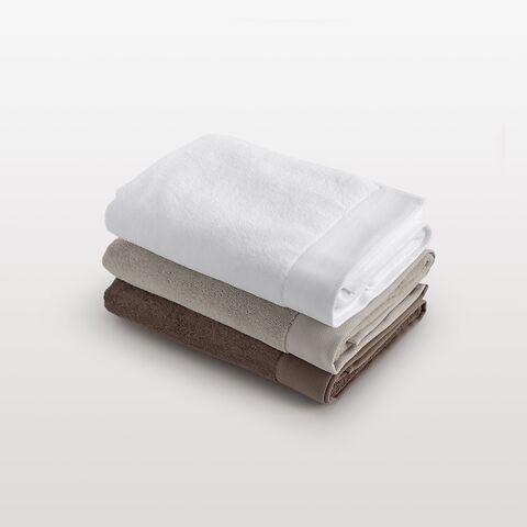 Torquato WHITE Duschtuch 70 x 130 cm