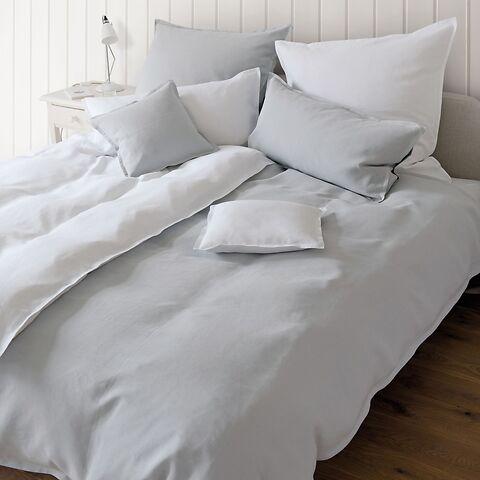 Torquato Bettbezug aus Leinen 155 x 220