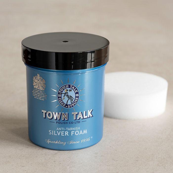 Town Talk Silber-Reinigungsschaum