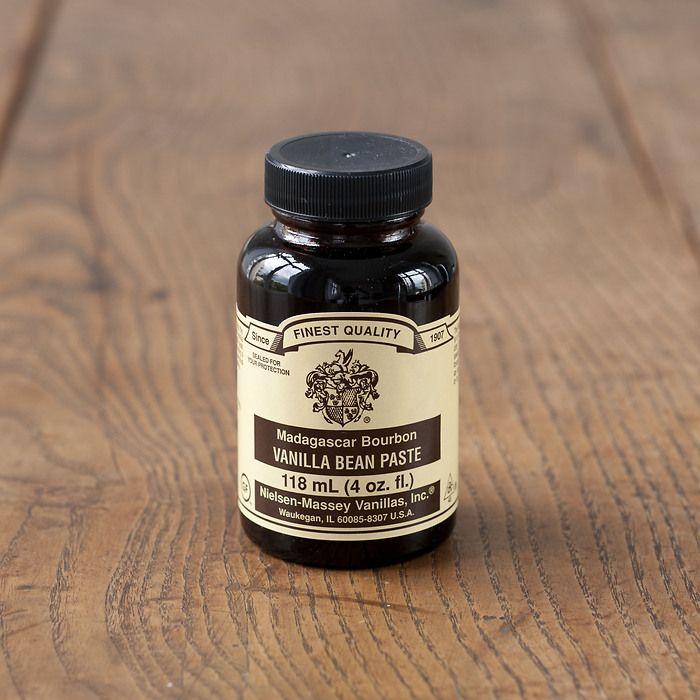 Nielsen-Massey Bourbon Vanille Paste 118 ml