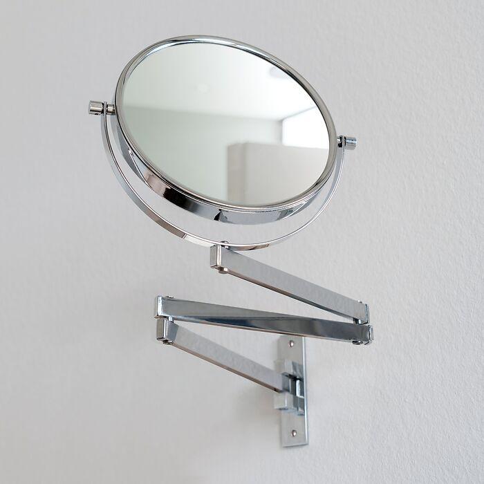 Decor Walther Kosmetikspiegel verchromt