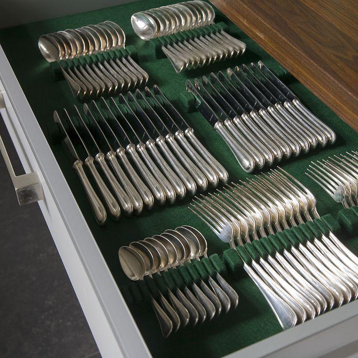 Abdecktuch für Silber90x65 cm