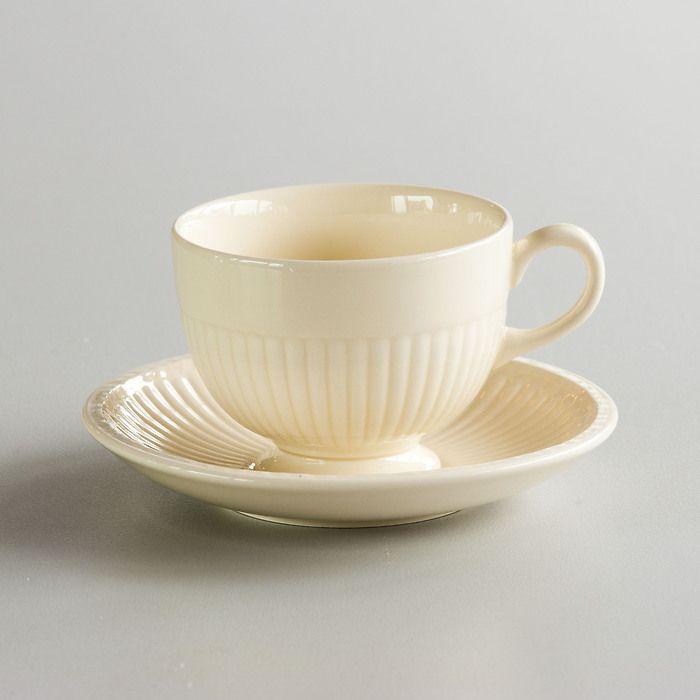 Edme Untertasse Tee