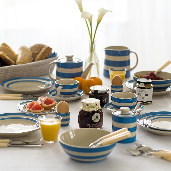 Krug 840 ml Cornishware Blau