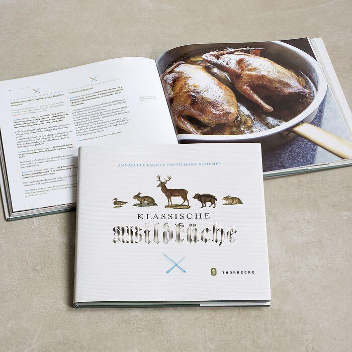 Kochbuch Klassische Wildküche