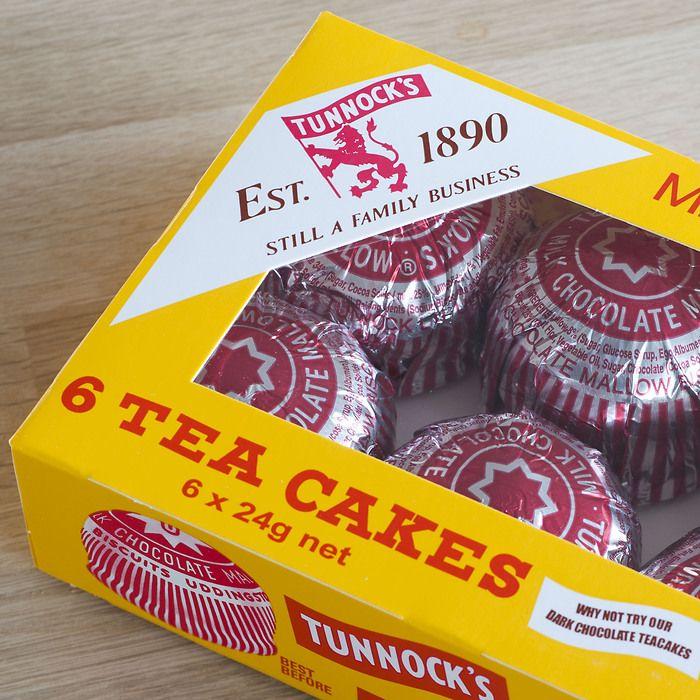 Tunnock's Tea Cakes