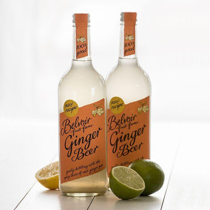 Belvoir Ginger Beer