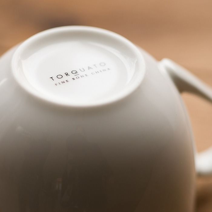 Torquato Fine Bone China Suppenteller