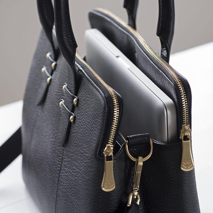 Akten- und Handtasche von Gigi New York