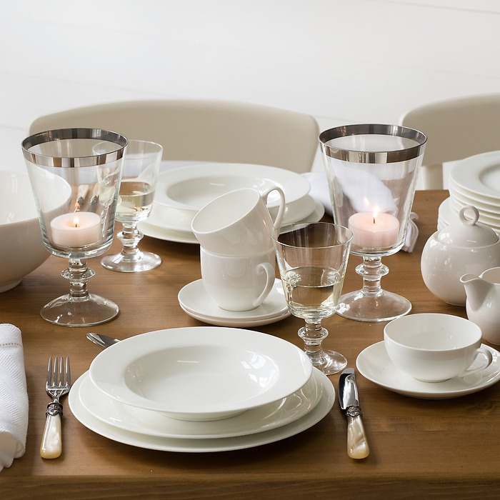 Fine Bone China Geschirr-Set