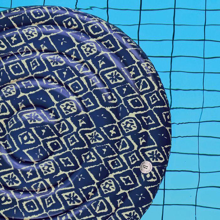 Schwimminsel Java
