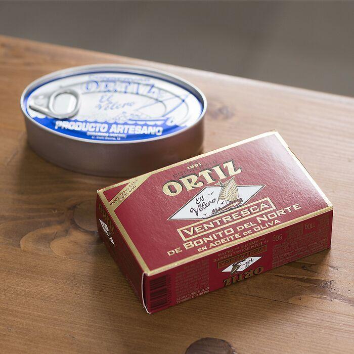 Thunfisch Filet in Olivenöl 110 g