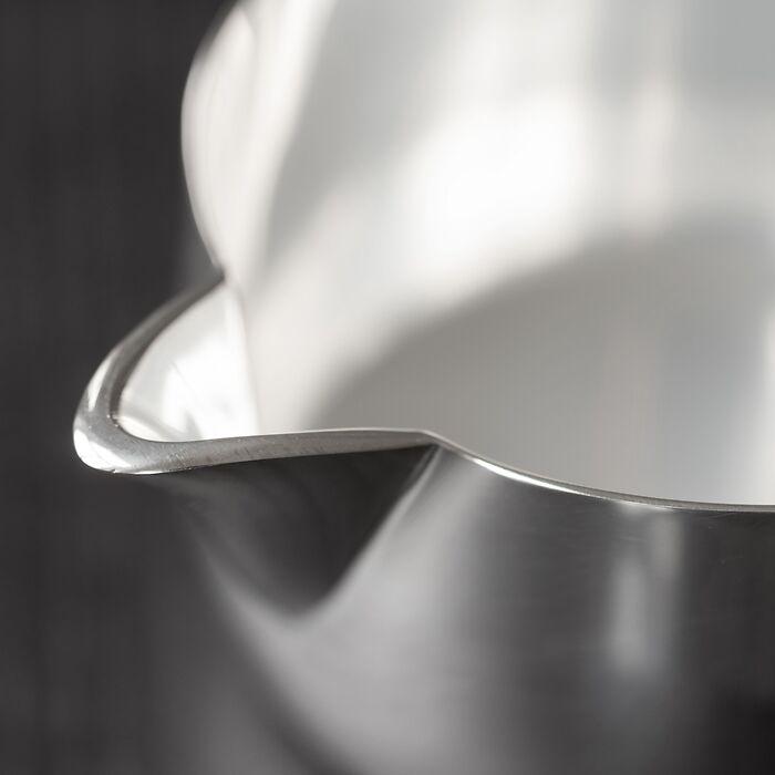 Saucenpfännchen Silber
