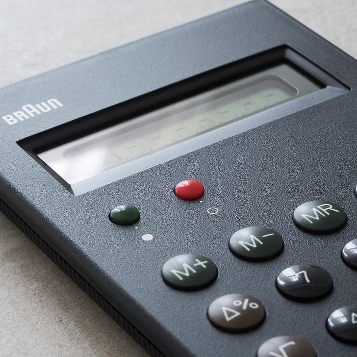 Braun Taschenrechner BNE001