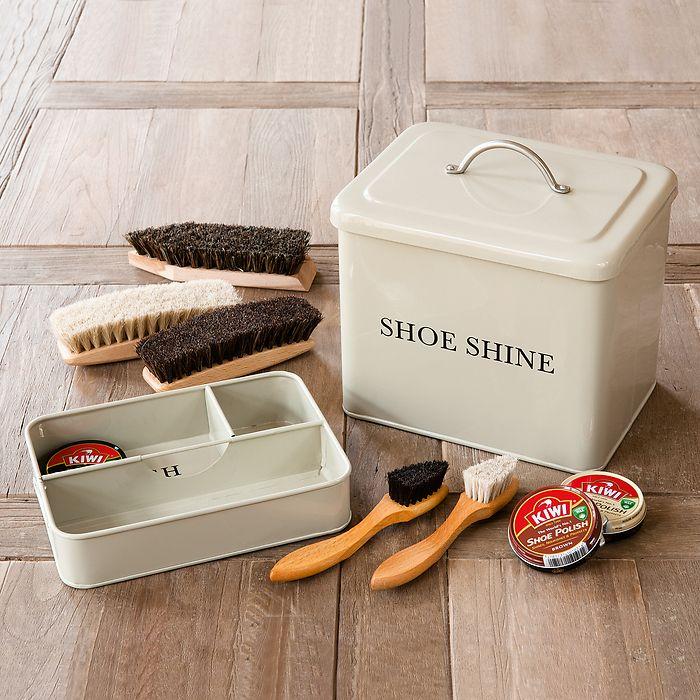 Shoe Shine Box