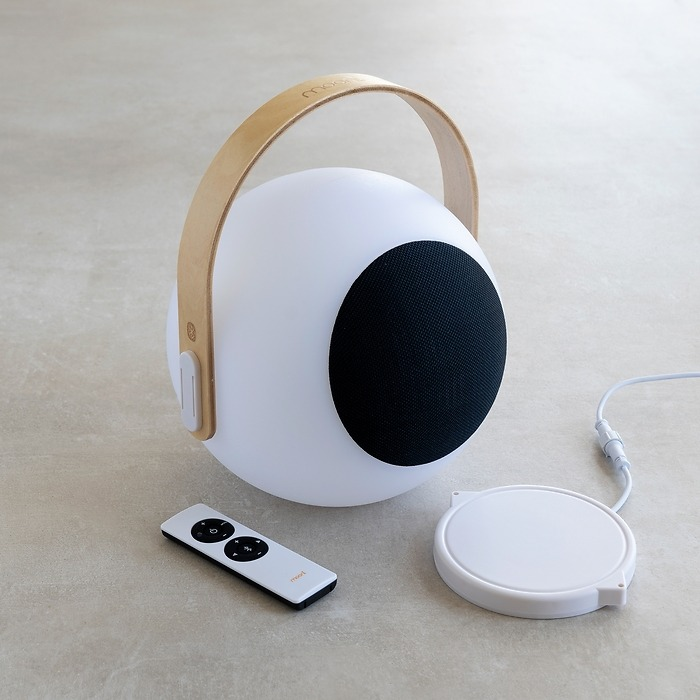 Mooni Eye Speaker inkl. WLAN-Kit  u. Cork Cover