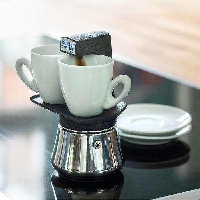 Espressokocher Gemini