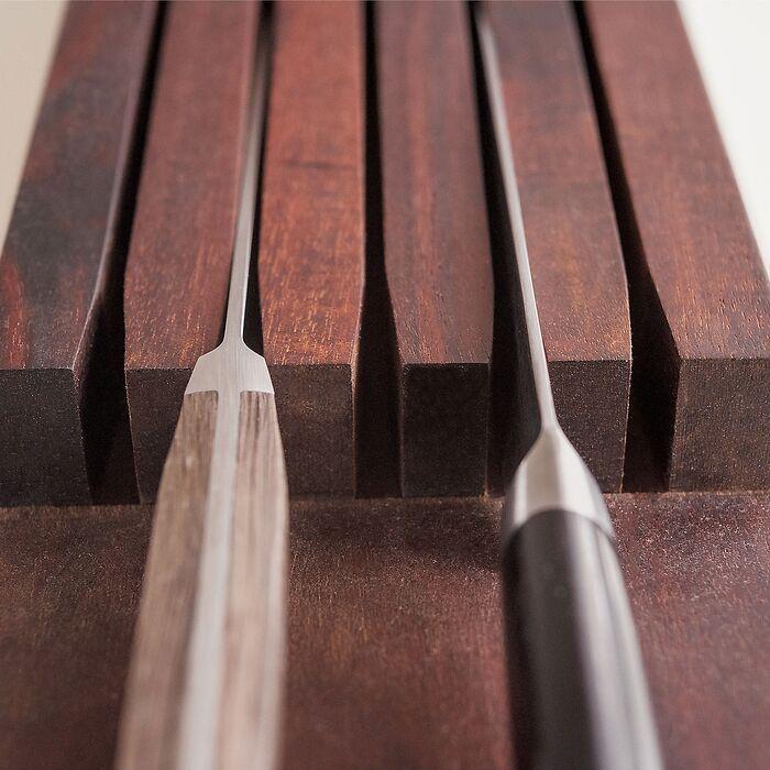 Messerblock für die Schublade