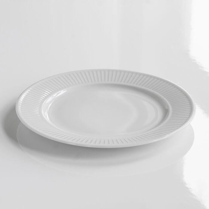 Pillivuyt Plissé Großer Teller