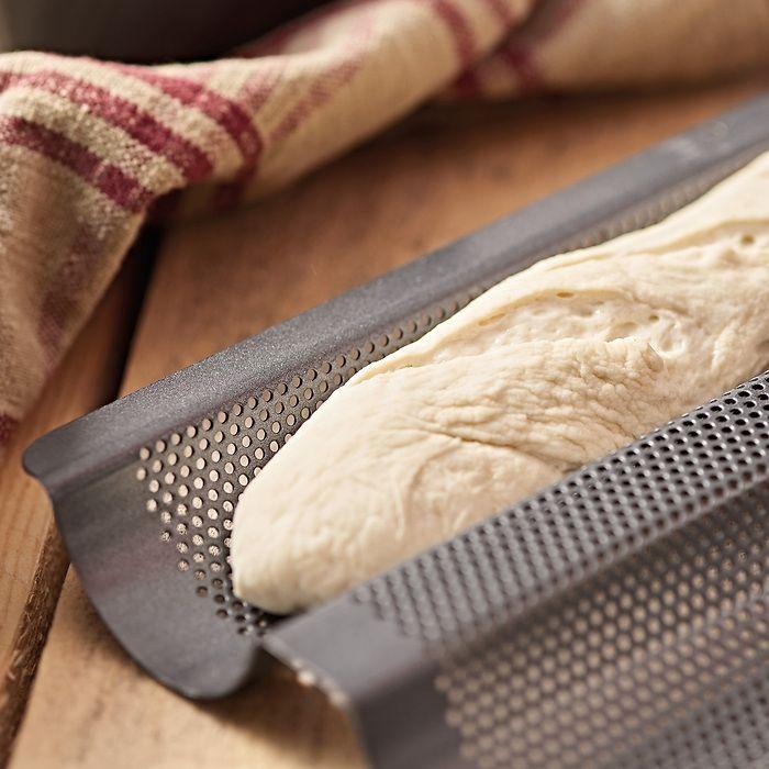 De Buyer Backblech für Baguettes