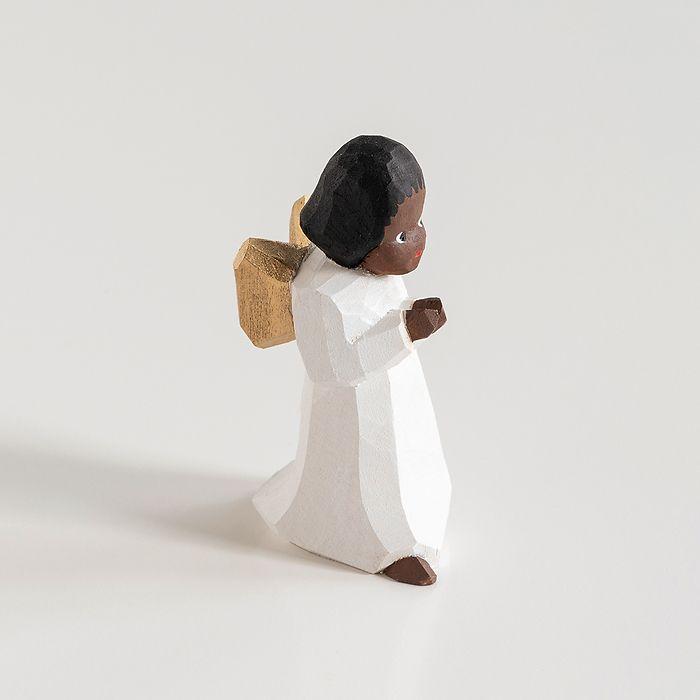 Sievers-Hahn Krippenfigur Engel, dunkel