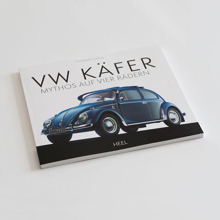Buch: VW Käfer – Mythos auf vier Rädern