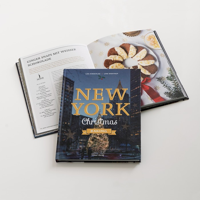 Buch: New York Christmas Baking
