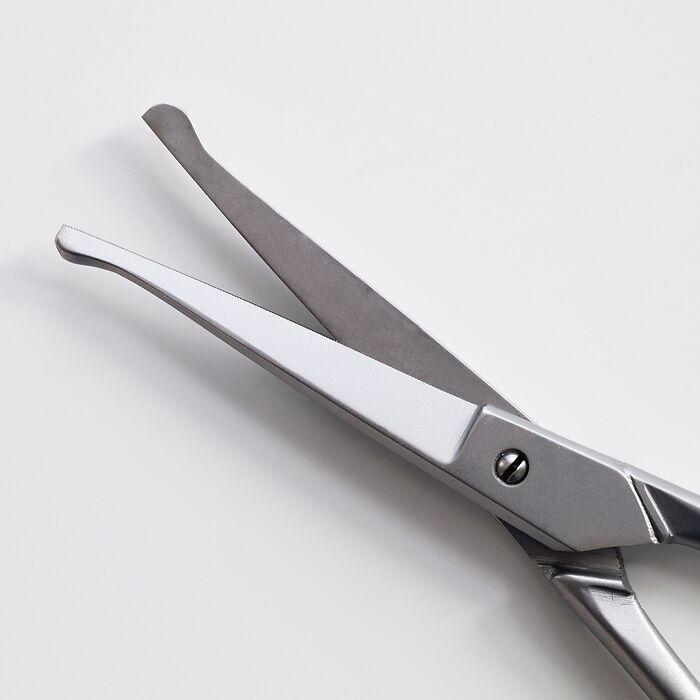 Nasenhaar- und Bartschere Solingen