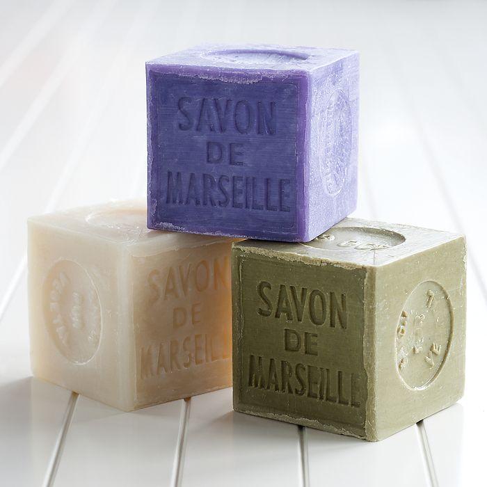 Seifenblock Savon de Marseille