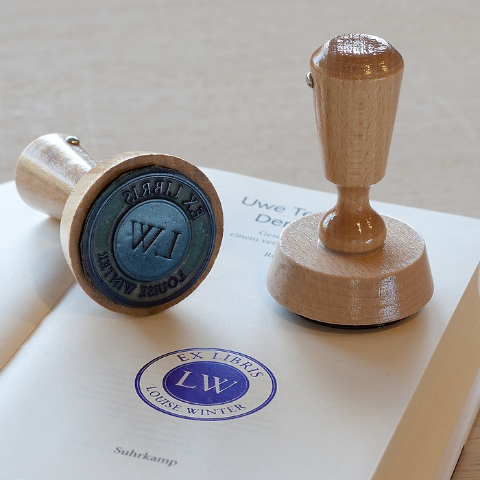 Stempel aus der Torquato-Stempelwerkstatt