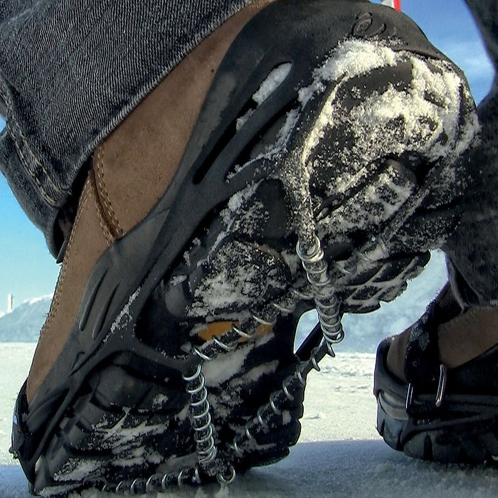 Yaktrax Schneeketten für Schuhe