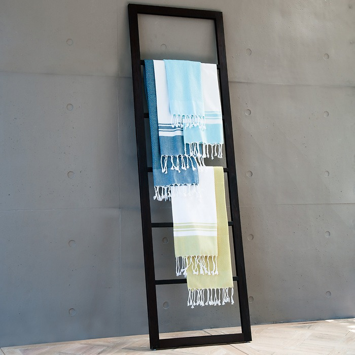 Jacquard Peshtemal Gästehandtuch 30 x 30 cm