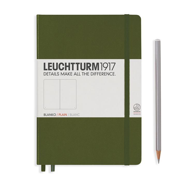 Leuchtturm1917 Notizbuch A5 Blanko