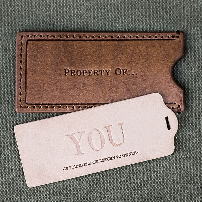 Property Of - Work Bag 'Tommy'