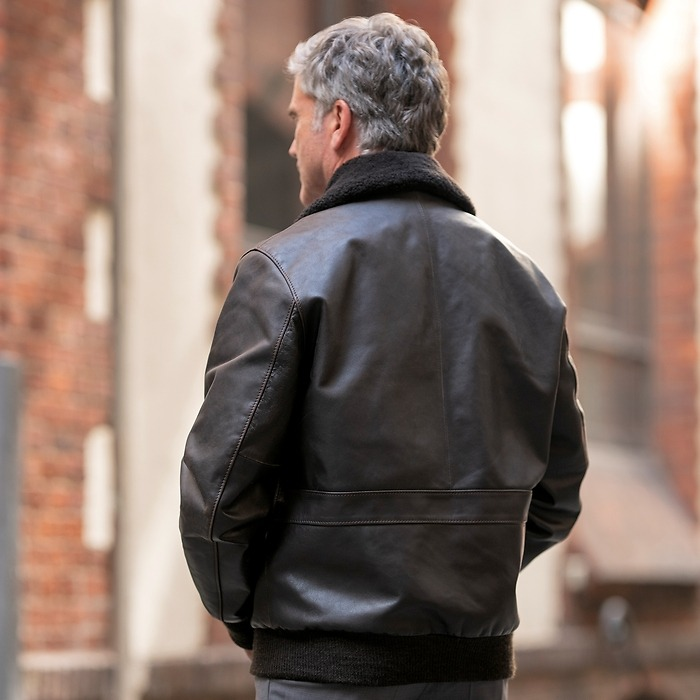 Kennedy Leather Jacket G-1