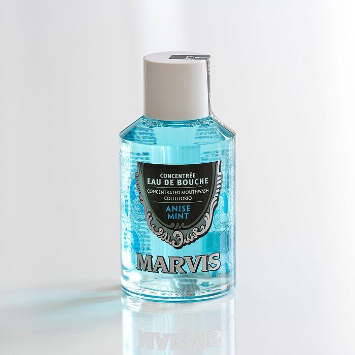 Marvis Mundwasser Eau de Bouche