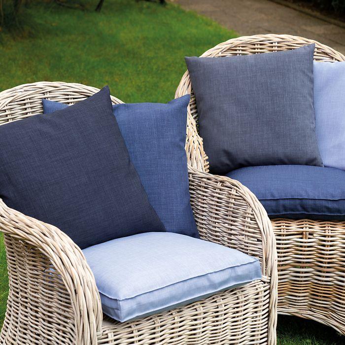 Gartenkissen Shades of Blue
