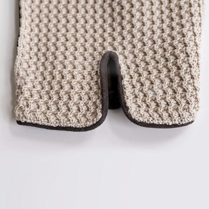 Sommerhandschuhe aus Rentierwildleder für Damen
