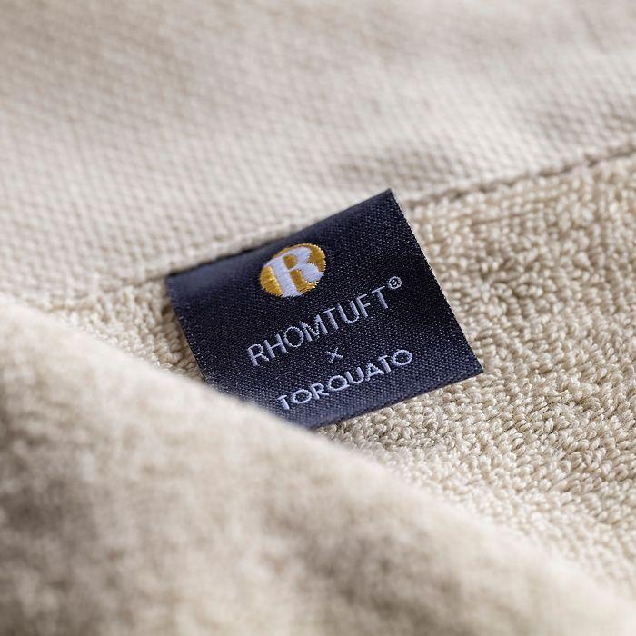 Rhomtuft x Torquato Gästehandtuch