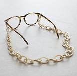 Klassische Brillenkette