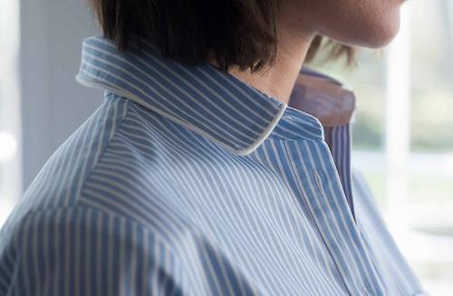 Damennachthemden aus feinsten Hemdenstoffen