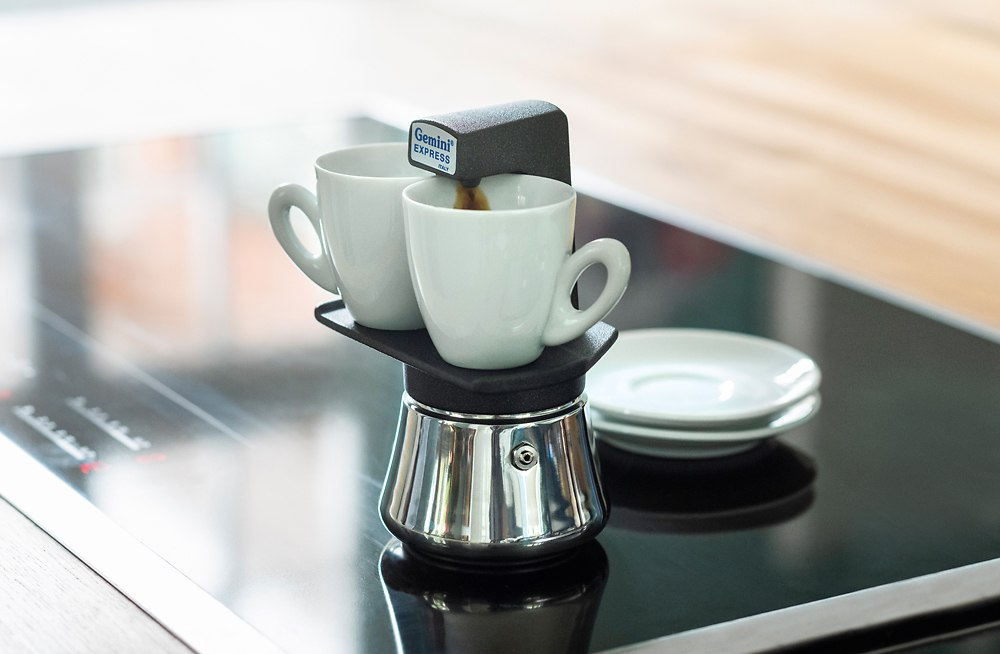 Italienische Espressozubereitung: